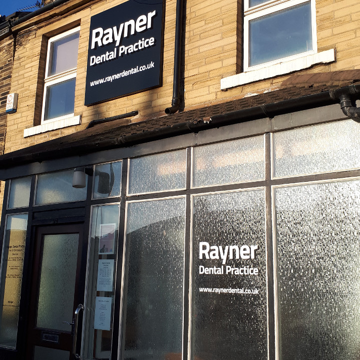 rayner dental girlington
